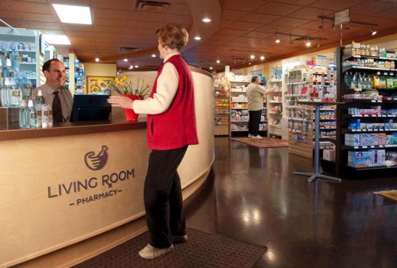 Living Room Pharmacy