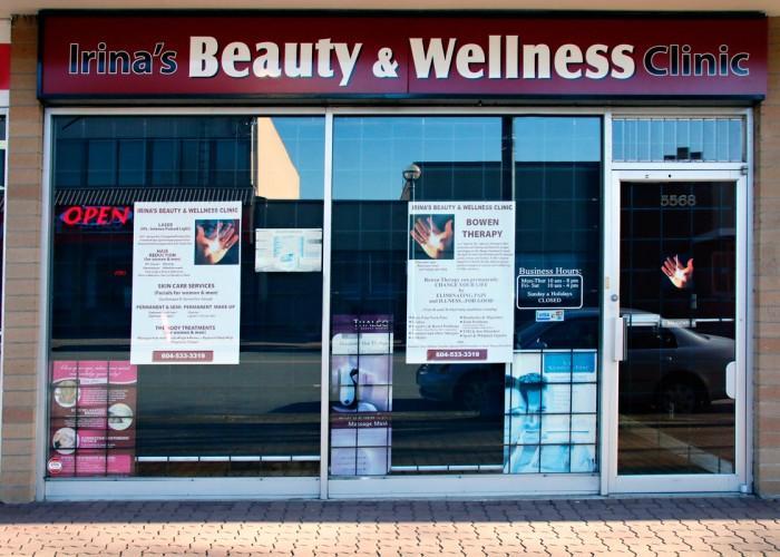 photo Irina's Beauty & Wellness Clinic