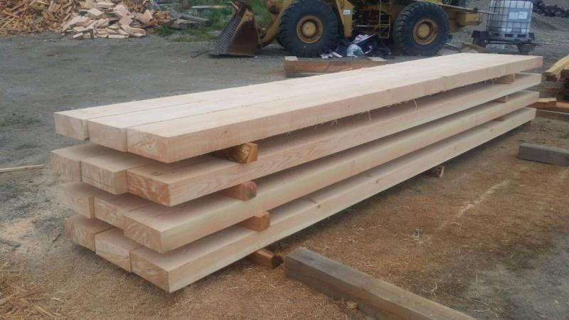 photo Timberspan Specialty Sawmill