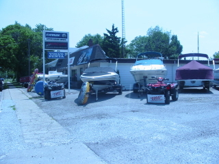 Boat Dealers Edmonton >> Action Marine Services - Pointe Aux Roches, ON - 7565 Tecumseh Rd | Canpages