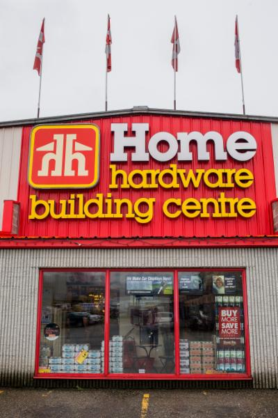 Shepherd S Home Hardware Building Centre Armstrong Bc