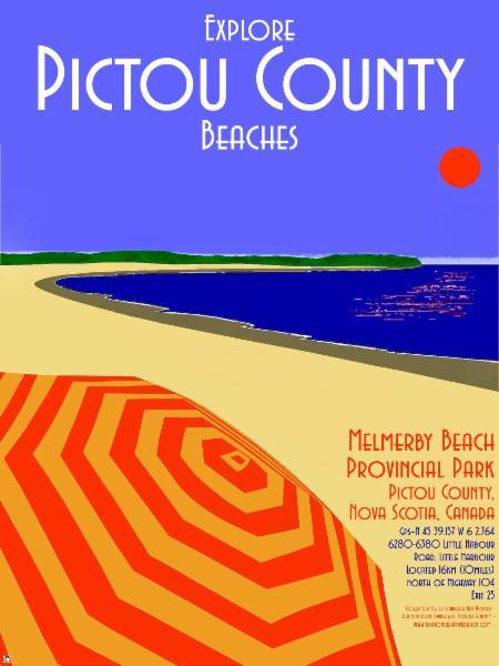 Melmerby Beach Provincial Park