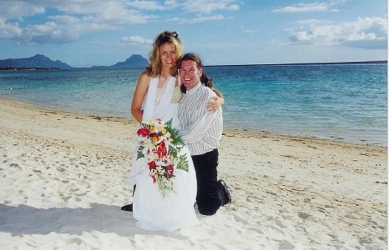 Maria & Brian - Island of Mauritius