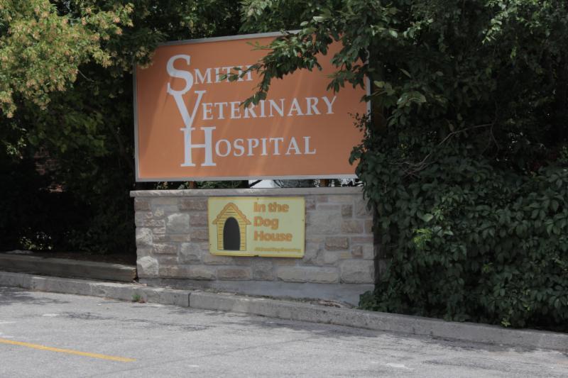 Smith Veterinary Hospital Thornhill On 8 Highland