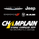 Champlain Dodge Chrysler - Concessionnaires d'autos neuves - 514-761-4801