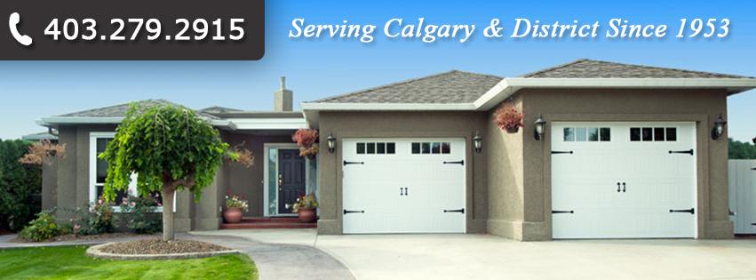 Calgary Overhead Door Ltd - Overhead & Garage Doors - 403-279-2915