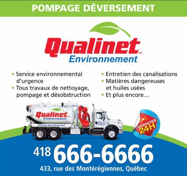 Qualinet environnement