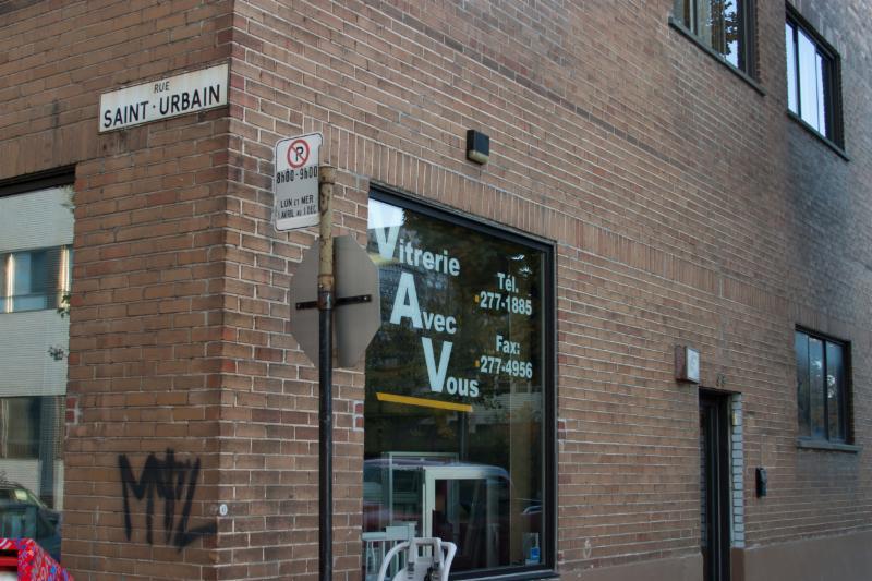 Avec vous vitrerie inc horaire d 39 ouverture 95 rue for O miroir montreal
