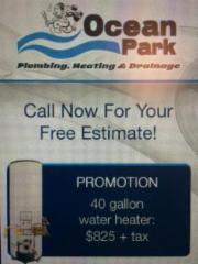 Ocean Park Plumbing and Heating White Rock (604)614-6550