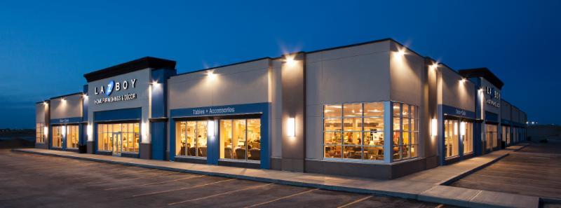 La Z Boy Home Furnishings Decor Opening Hours 7300 11 St SE Calgar