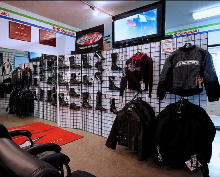 Accessories Department Showroom