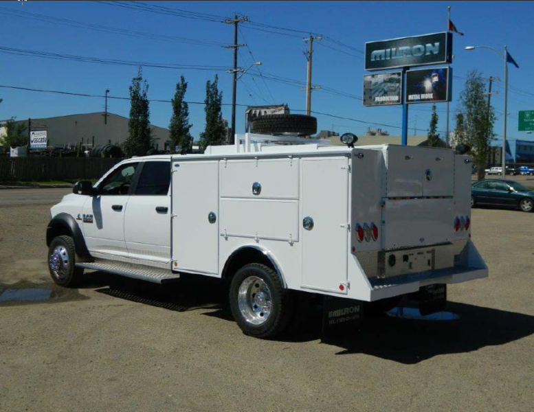 Milron Metal Fabricators Inc Edmonton Ab 12145 156th