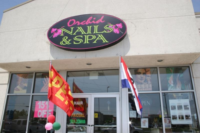 Orchid Nails Spa Windsor