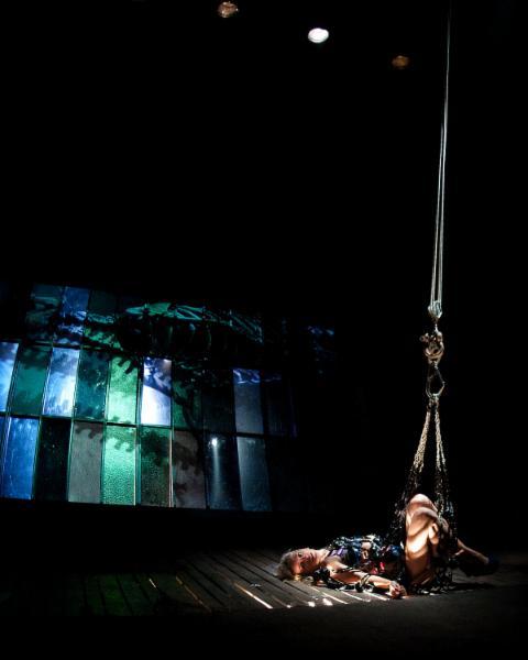 Texte : Anne-Marie White / Mise en scène : Pierre Antoine Lafon Simard et Anne-Marie White