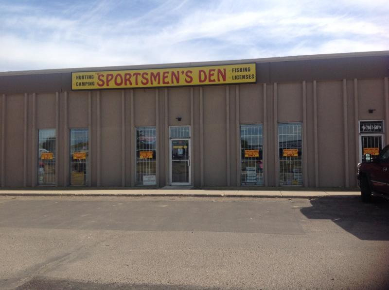 photo Sportsmen's Den, The