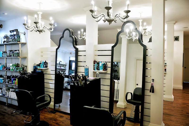 Looking for a new style? We focus on always updating our education to enable us in offering the most current hairstyling and color trends!  Let one of our talented stylist create a signature style just for you!