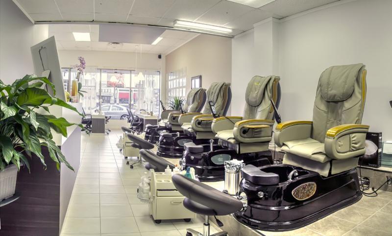 Ongles spa kazumi inc laval qc 1699 boul de l 39 avenir - Salon ongles montreal ...