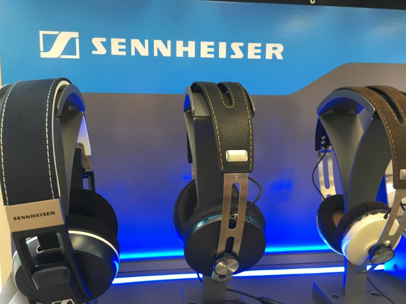 large selection of headsets for gaming
