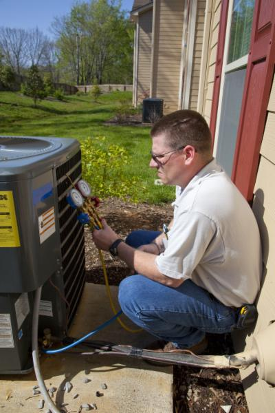 Air conditioning installation and repair.