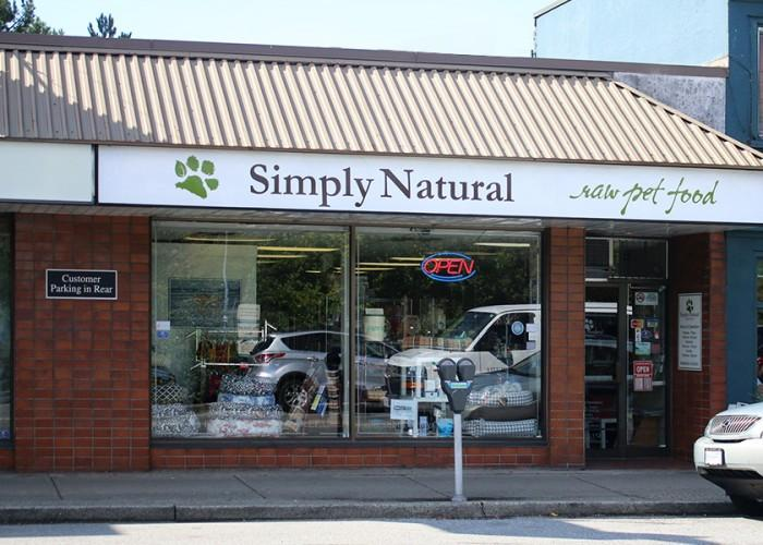 Raw Pet Food Surrey Bc