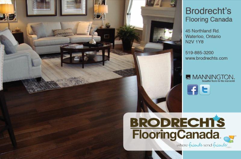 brodrecht's flooring canada - opening hours - 45 northland rd