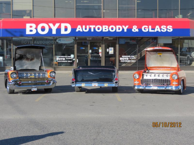 Boyd Autobody Amp Glass Kelowna Bc 1960 Dayton St