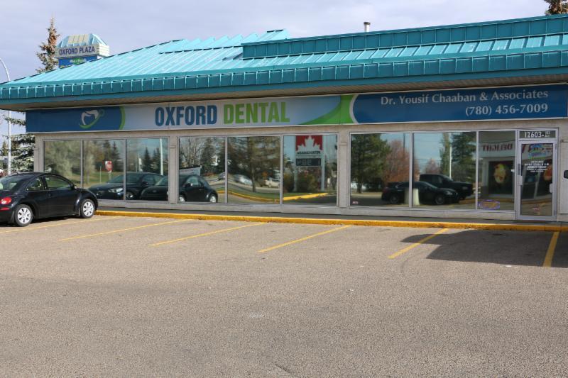 Plenty of parking at Oxford Dental!