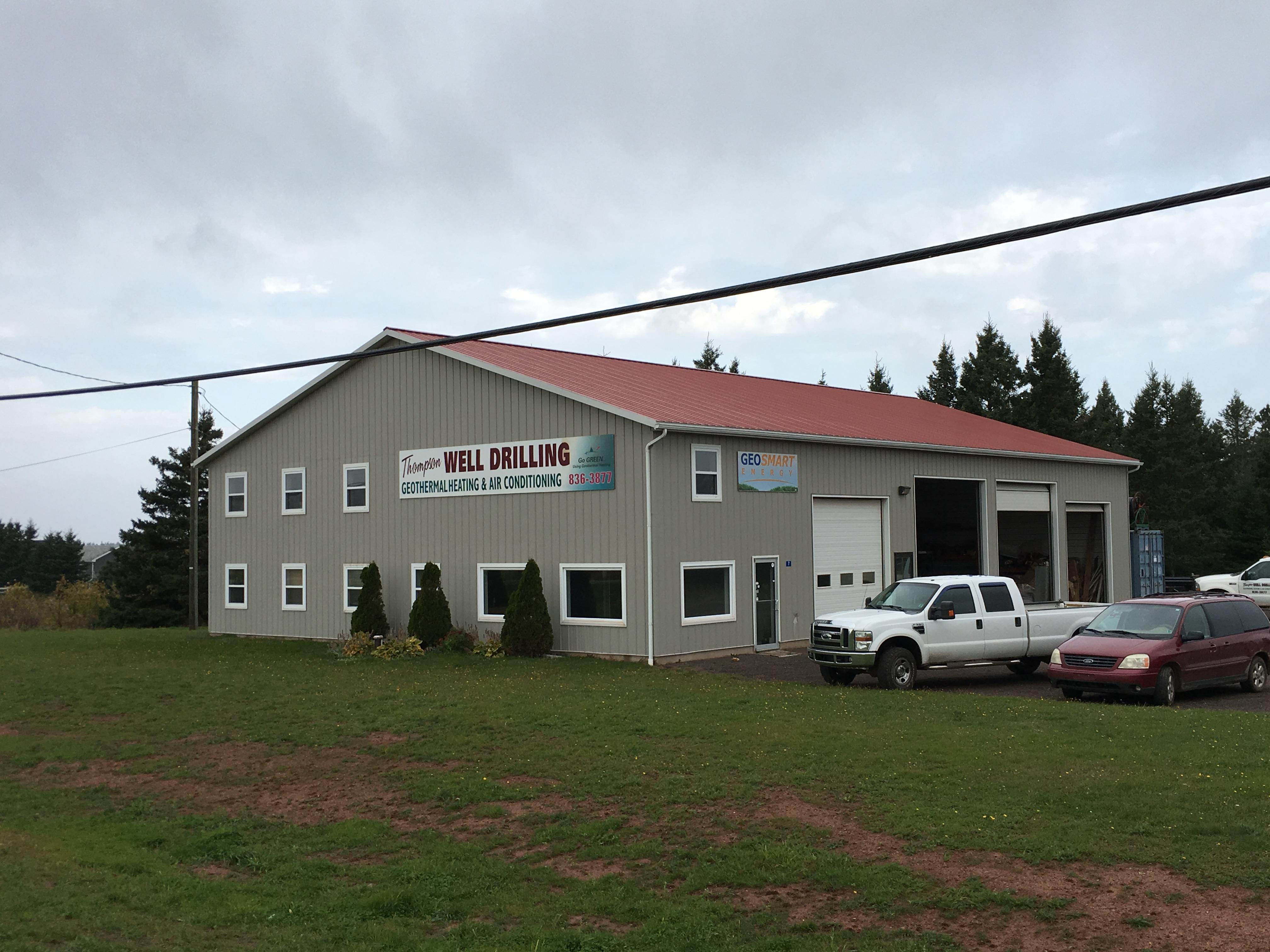 Thompson Well Drilling Ltd - Heat Pump Systems - 902-836-3877
