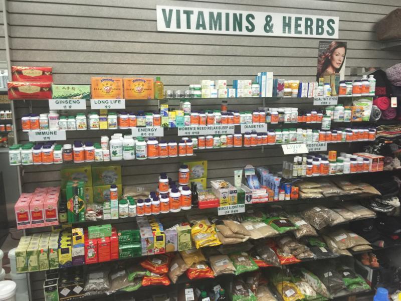 Health Foods Bloor Bathurst