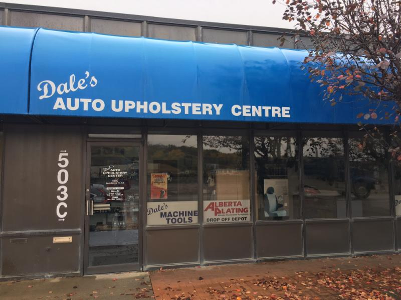 Dale 39 S Auto Upholstery Centre Medicine Hat Ab 503c North Railway St Se Canpages