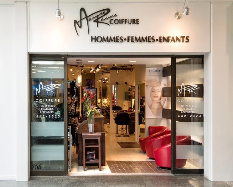 Coiffure maryse racine horaire d 39 ouverture 825 rue saint laurent o longueuil qc - Salon coiffure rue st laurent ...
