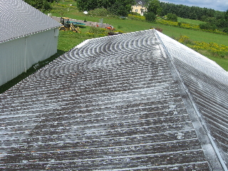 Coastal steel roof protection summerside pe for Does new roof affect appraisal