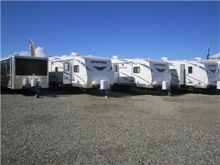 Fraserway Rv Lp Kamloops Bc 1300 Chief Louis Way Canpages