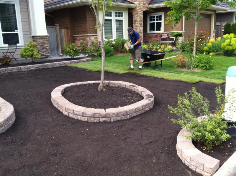 Eastside landscaping general home services delta bc for Home landscaping services