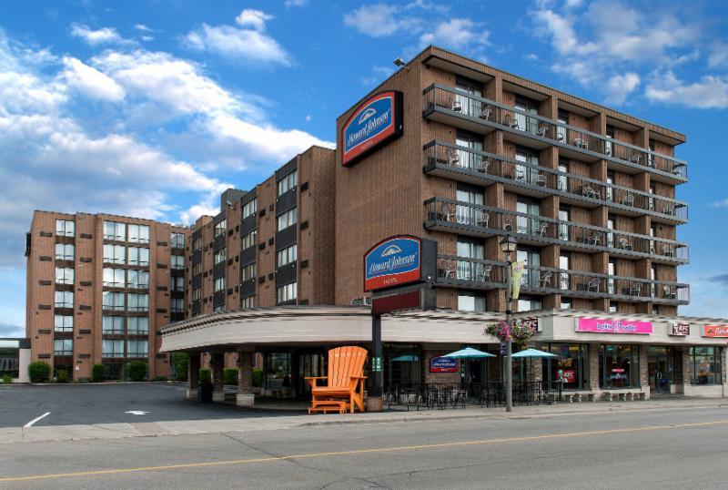 Howard Johnson Hotel Niagara Falls