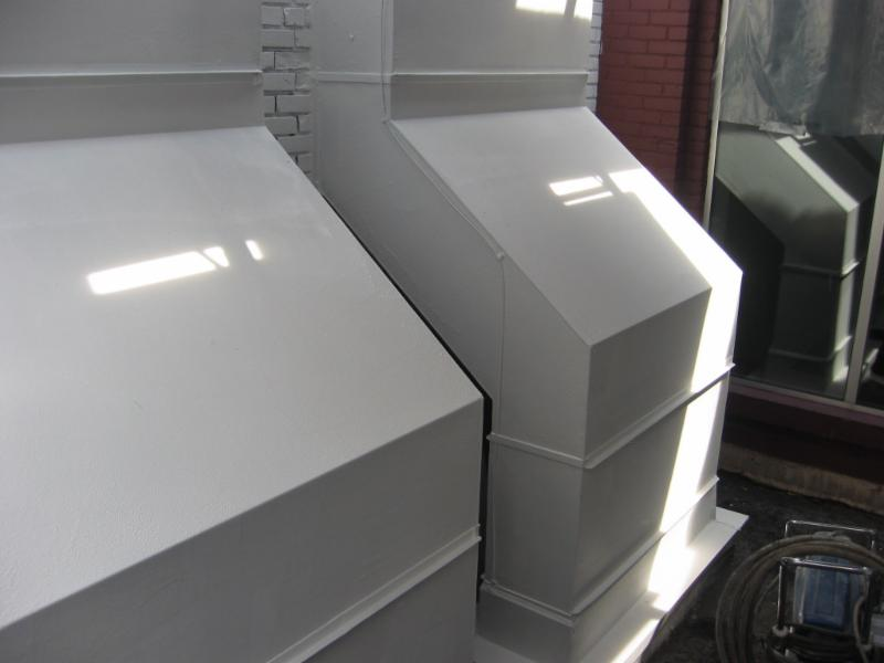 Duct Insulated with Ceramic Cover CC-100.