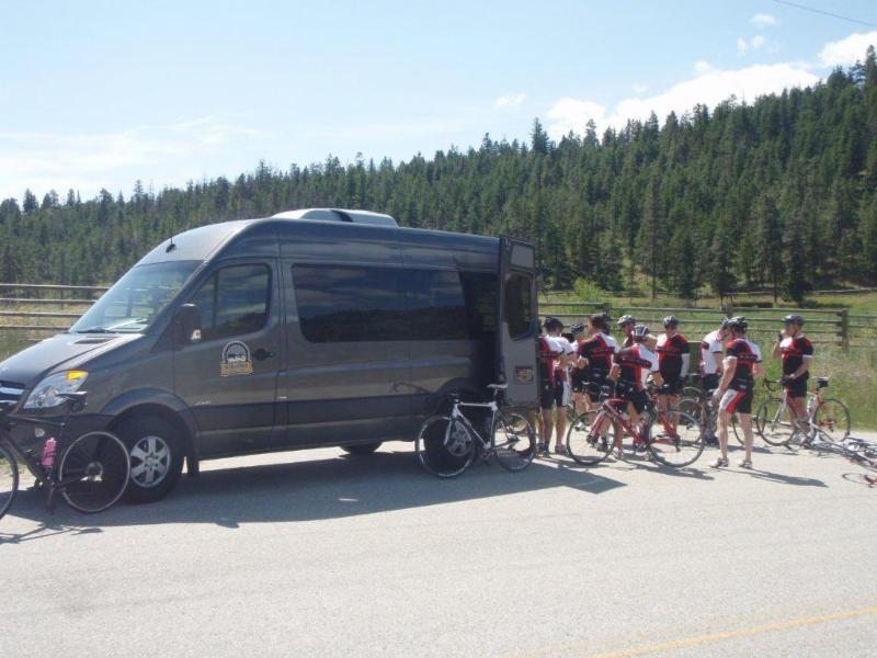 Monashee Bike Tours