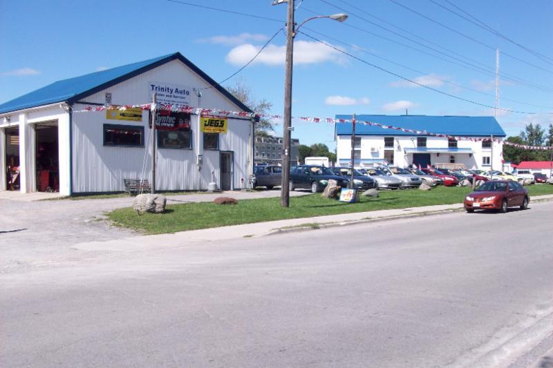 Trinity Auto Sales Service Lindsay On 81 Albert St