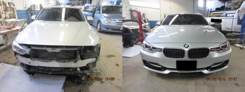 Car body repairs south east london 14