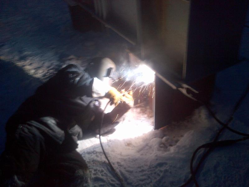 how to become red seal welder in saskatoon