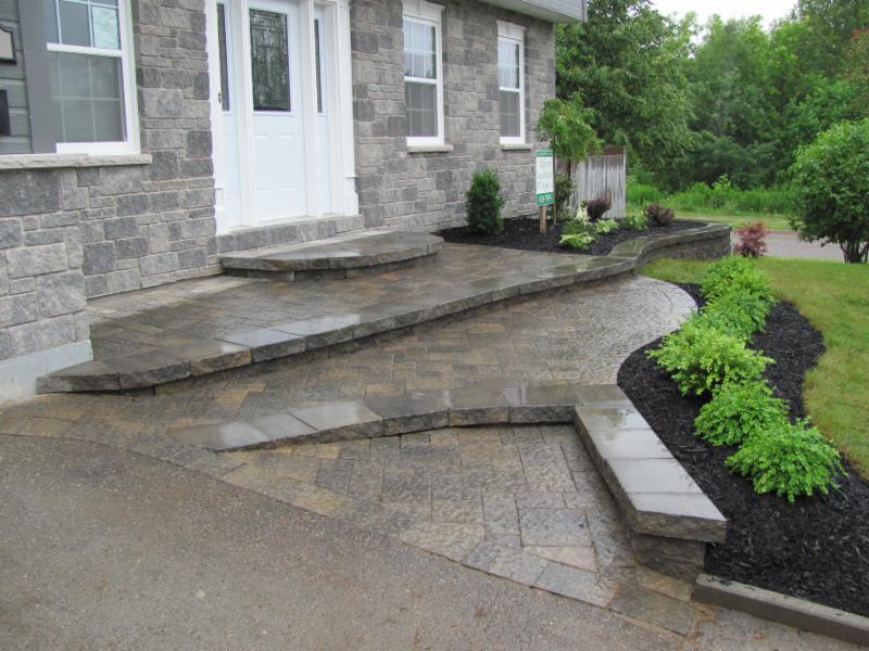 Allgreen landscape design ltd mcleod hill nb 1029 for Create landscaping ltd