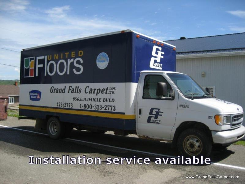 Grand Falls Carpet Distributor Ltd Grand Sault Grand