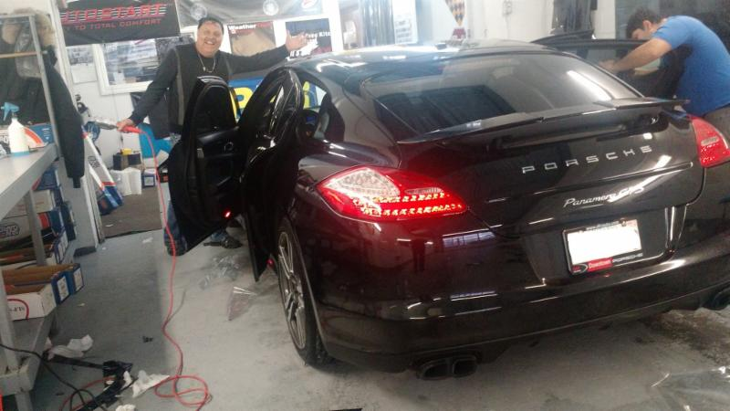 Calgary Canada Where To Buy Paint Protection Film