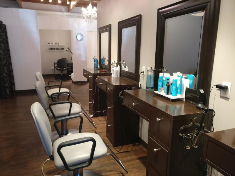 Hair 2000 salon esthetics calgary ab 1414 for Added touch salon