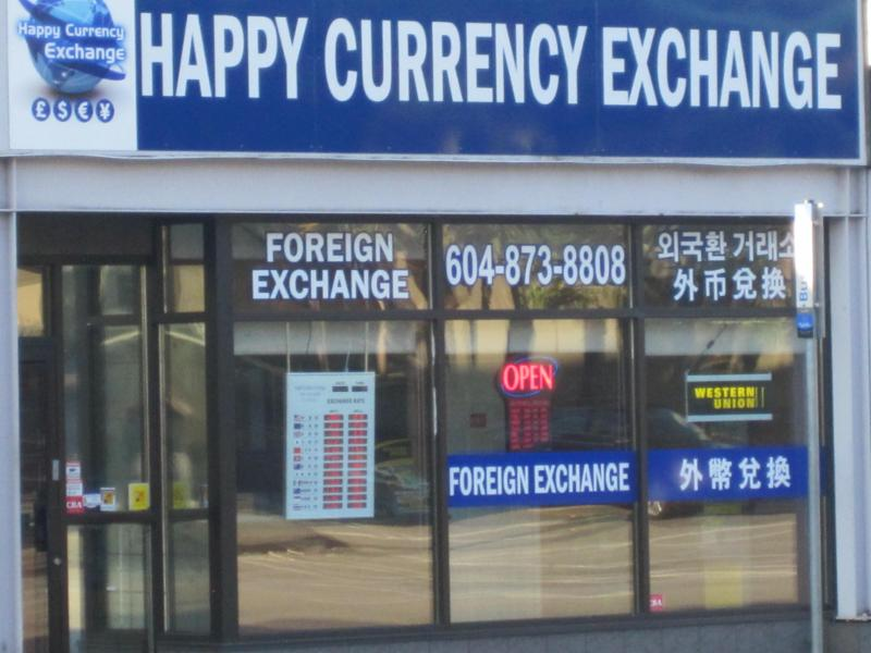 Calgary forex exchange