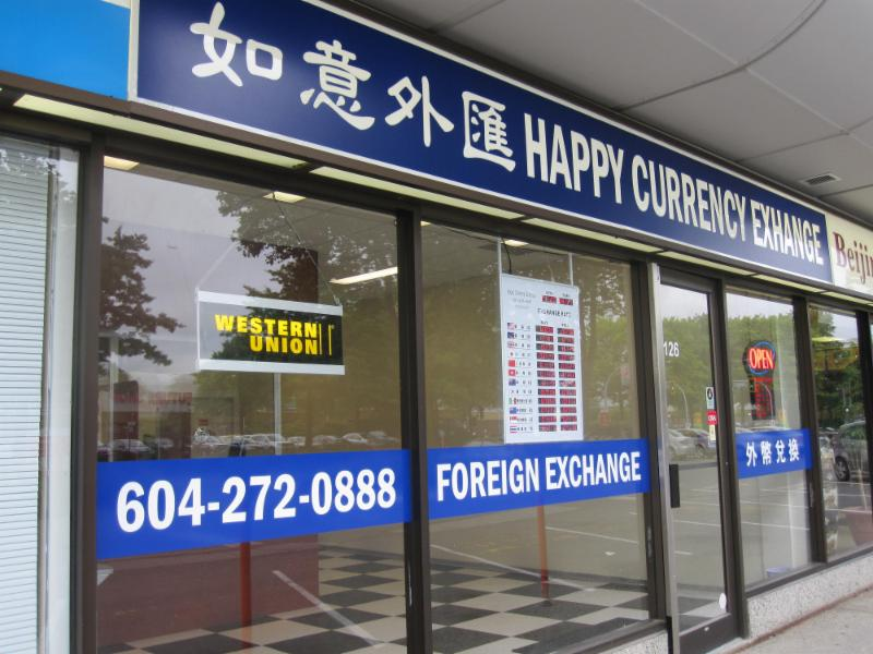Forex vancouver
