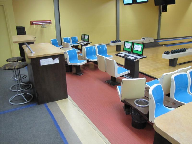 photo Salle De Quilles Les Saules Ltée