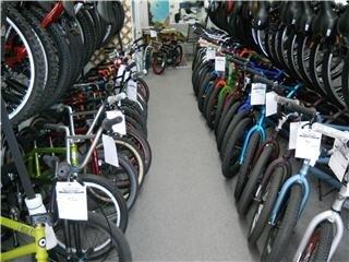 photo Bicyclettes St-Antoine Inc