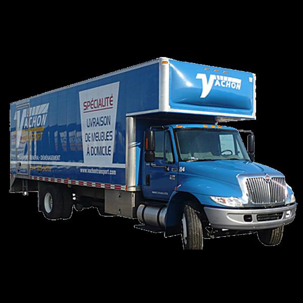 Vachon transport inc montr al qc 7945 boul henri for Entreposage meuble montreal