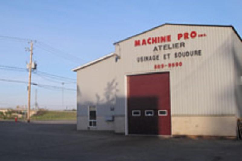 pro machine inc